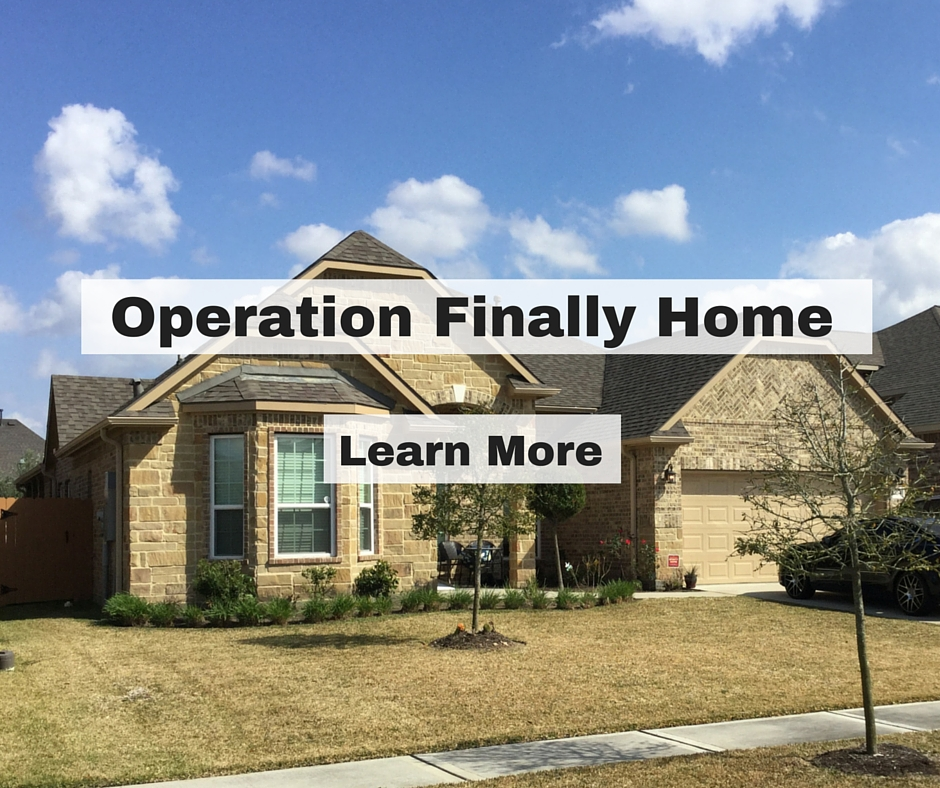 Case Study: Operation Finally Home